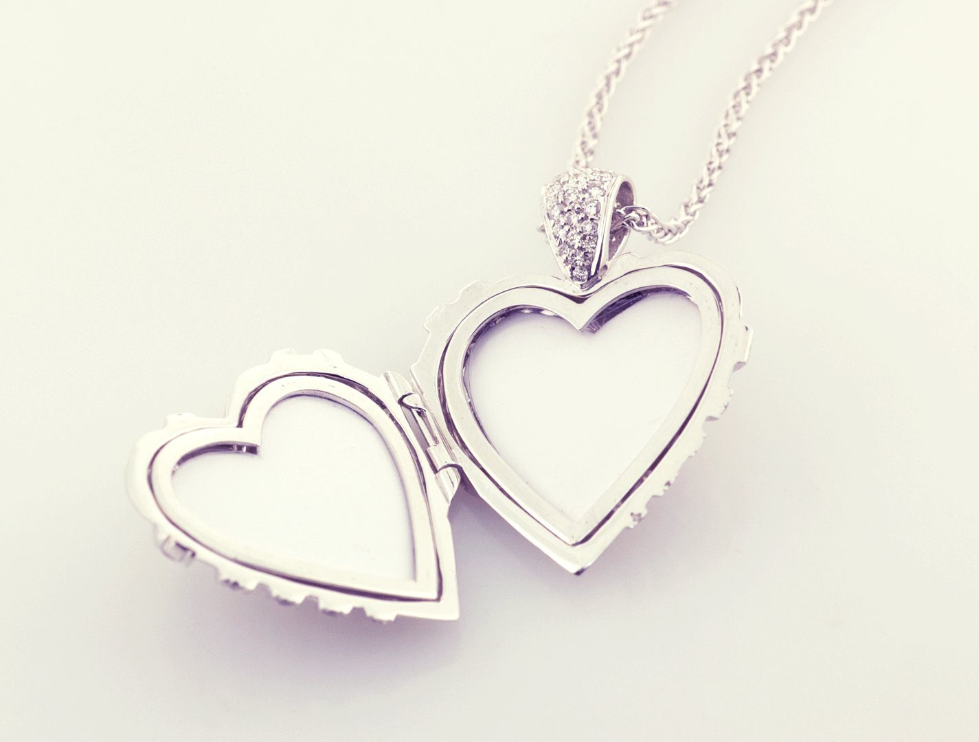 wrapped in love locket necklaces artistic innovations signature