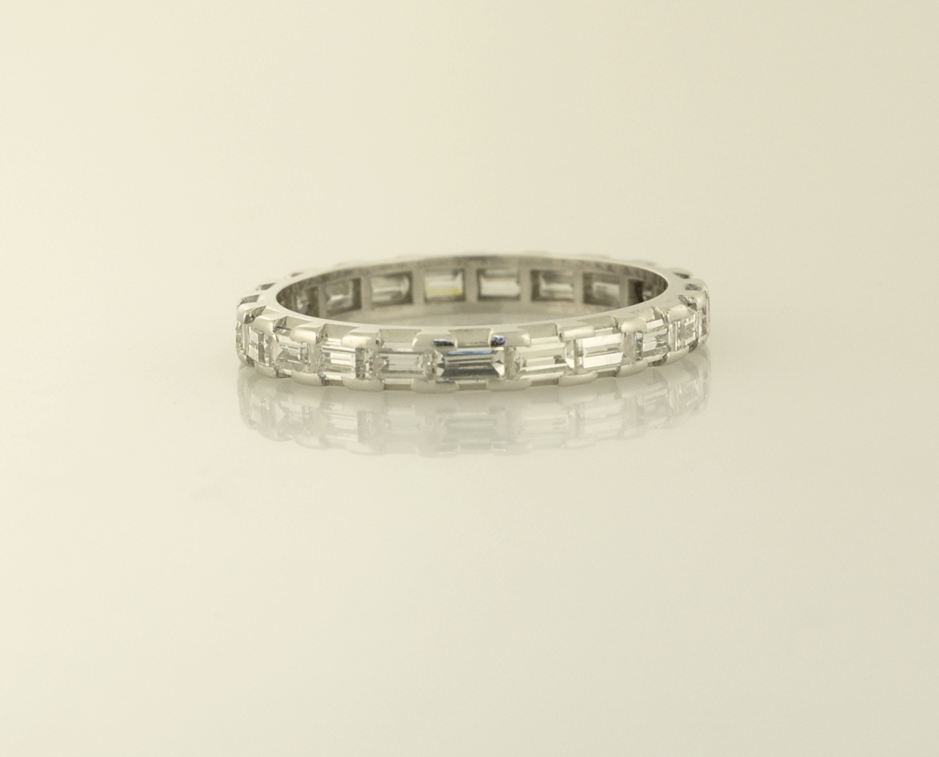 eternity baguetteeternity catbird diamond band round baguette jenniekwon bands