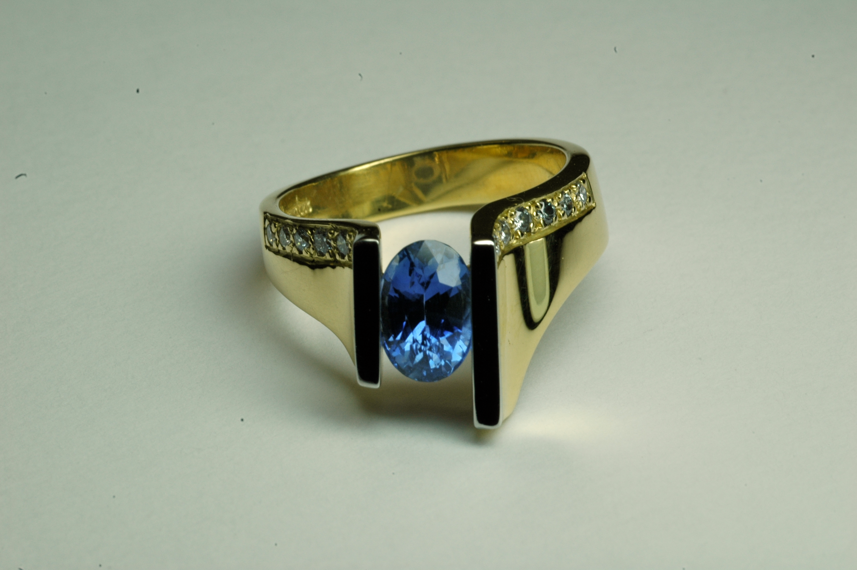 cut blue a jewellery diamond sku light baguette ring sapphire luxury coloured gemstone fine rings and carat