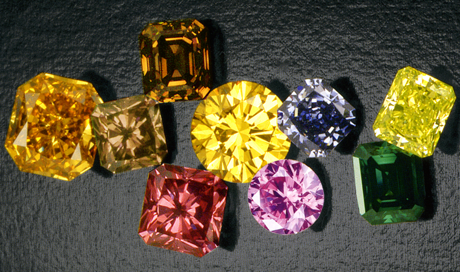 Natural Fancy Color Diamonds as an Investment