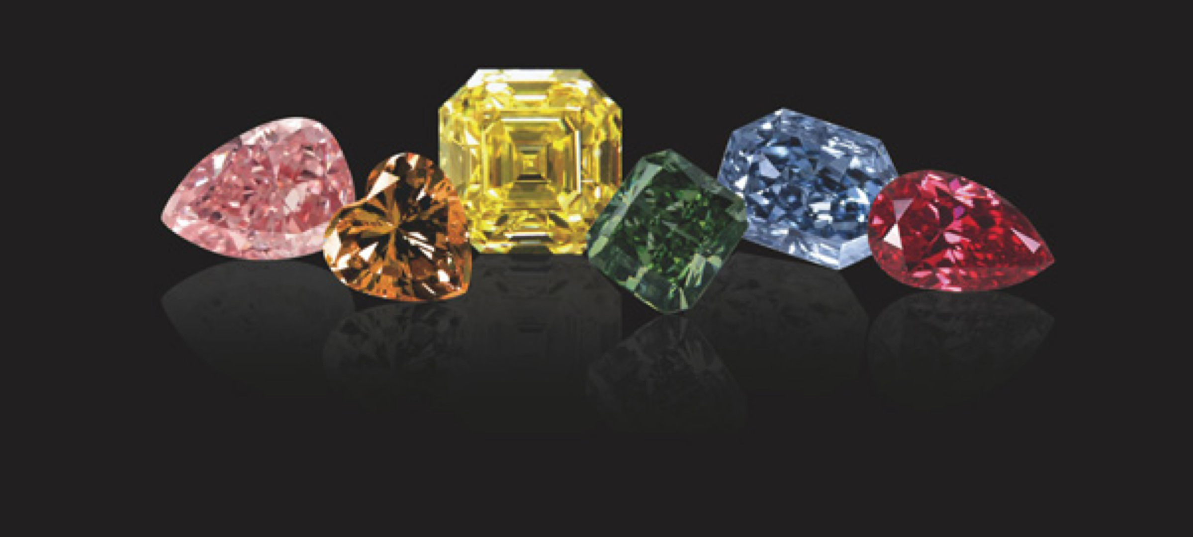 rare occurring from is fancy diamonds color in conditions these naturally mines colored king result vivid diamond colors