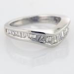 Baguette Diamond RIng Guard