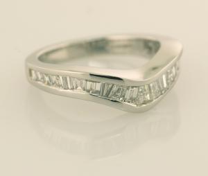 Baguette Diamond Eternity Ring